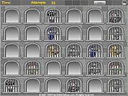 Igra Zatvor Memory Igrica - Igrice Memori Igre za Djecu