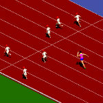 Atletika Igre – Trčanje