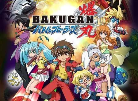 Bakugan igre – borba u areni