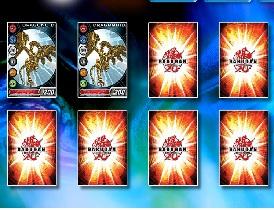 Bakugan igra memorije