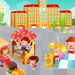 Igre Škole – Dekoracija Za Dan Škole