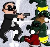 Gangnam Style Psy Vs. Zombies