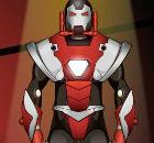 Iron Man Igre Uređivanja I Oblačenja