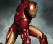 Iron Man Bojanka