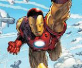 Iron Man Slagalica