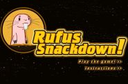 Kim Possible igre – Rufus Snackdown