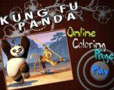 Kung Fu Panda bojanka