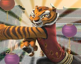 Kung Fu Panda igre – Tigrov skok