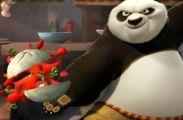 Kung Fu Panda igre – izreži namirnice