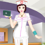 Igre Doktora – Oblačenje Medicinske Sestre