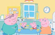 Pronađi Razliku – Peppa Pig Igre