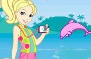 Polly Pocket igrice – Uslikaj Delfina