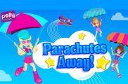 Polly Pocket igre – skok padobranom iz aviona