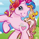 Pony Igre Oblačenja i Uređivanja