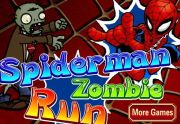 Spiderman vs. Zombies