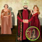 Sulejman Veličanstveni i Hurem Igre