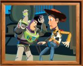 Toy Story igre – slagalica Buzz i Woody