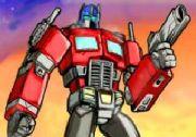 Transformeri igre – Optimus Prime i Bumblebee protiv Decepticona