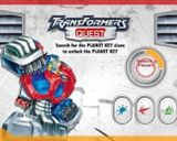 Transformeri igre – pokupi kocke