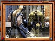Hulk vs. Wolverine Igra