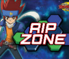 Beyblade Metal Fusion – Rip Zone