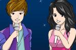 Selena i Biber bojanka