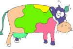 Igra Krava Bojanje Igrica – Igrice Bojanja Igre Bojanka za Djecu