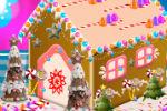 Božićna Torta Kuća – Igre Pečenja Kolača