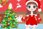 Mala Božićna Princeza – Igre Oblačenja
