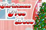 Ukrašavanje Božićnog Drvca Igre Dekoracije Uljepšavanja