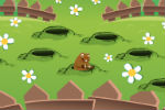 Branitelj Farme Igre Igrice Krtice