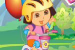 Dora Vozi Bicikl – Igre Vožnje Bicikla