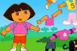 Dora Istražuje – Igra oblačenja