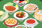 Hrana – Memory Igrica s omiljenom hranom
