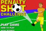Pucanje Penala Nogometne Igre Jedanesterci