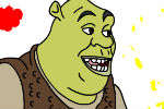 Obojite Shreka u šarene boje