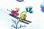 Spužva Bob je Skijaš – skijanje