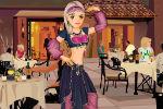 Trbušna Plesačica – Igre Oblačenja