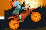 Zombi vozi Motor na Noć Vještica – kroseri