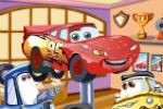 Igra Cars Puzzle