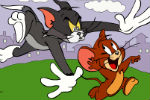 Igra Tom i Jerry Puzzle