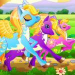 Pony Igre – Utrka s Preponama
